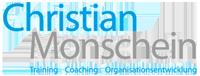Logo - Christian Monschein